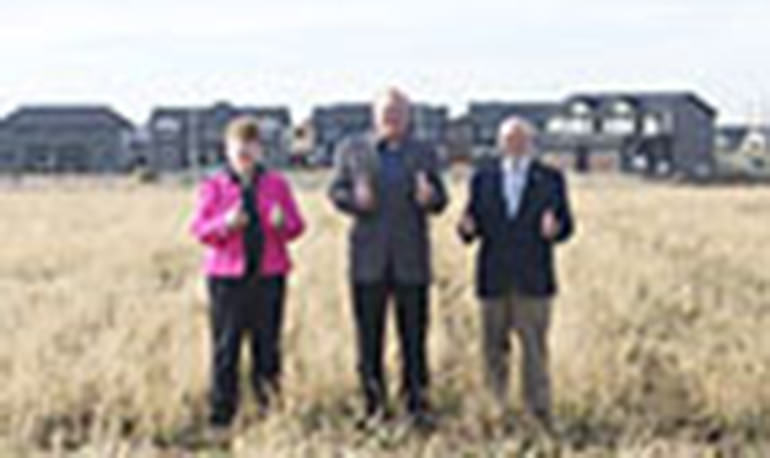 Strathmore and County agree on recreation facility partnership